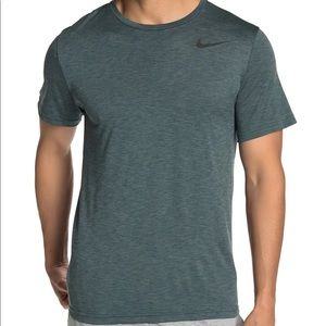 Nike Short Sleeve Training Dri-fit Tee Shirt